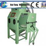 Quality Good Sealing Pressure Blast Cabinet , Media Blasting Equipment OEM Compact Design for sale