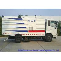 Quality Kingrun Road Sweeper Truck For Street Dry Cleaning And Sweeping No Brushes for sale