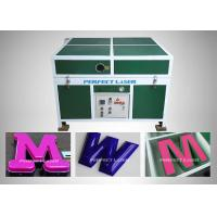 Quality Plastic Molding Channel Letter Bending Machine Laser Acrylic Blister Machine for sale