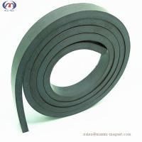 Quality Anisotropic Rubber magnet strip for elevator car leveling for sale