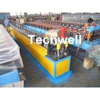 Quality Roof Ceiling Batten Cold Roll Forming Machine With 14 Forming Stations for sale