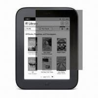 China Screen Protector for Nook/Nook Color with Anti-glare/Fingerprint and Dust-proof Functions on sale