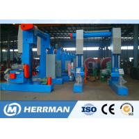 China Automatic Rail Moving Cable Cable Rewinding Machine Cable Cutter Optional on sale
