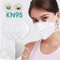 Quality N95 Face mask Coronavirus protective, surgical face mask, anti flu particulte respirator face mask PM 2.5 dust fog prote for sale