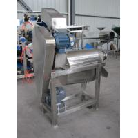 Buy cheap Compact Structure Automatic Filling Machine Crushing Juicer Unit 12.5KW from wholesalers