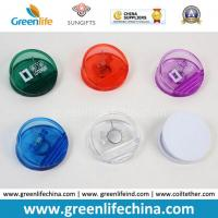 Quality Hot Sale Round Shape Paper Fastener Clip with Magnet Holder for sale