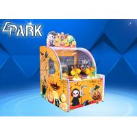 Quality Yellow 32 Inch Spooky Ball Coin Operated Arcade Machines for sale