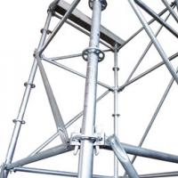 Quality 2017 Hot Sale Q235/Q345 Material, Tubular Scaffolding Ringlock Scaffold for sale