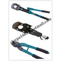 Buy cheap pictures Wire cutter,Ratchet Cable cutter,low price armoured cable cutting from wholesalers