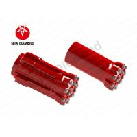 Quality Spherical Drill Bit / Ballistic Button Bits High Rock Breaking Efficiency for sale