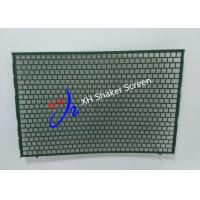 FLC 2000 Flat Type Shale Shaker Screen With Notch for Mud Cleaner