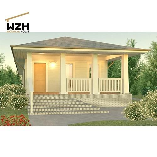 Vocation Modular Prefab Cabin for Log Homes image