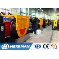 Quality High Strength Copper Alloy Trolley Drawing Wire Machine For Copper Magnesium for sale