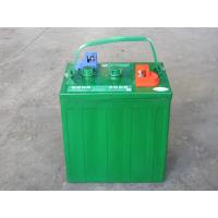 Quality 6 Volt 180Ah Lead Acid Deep Cycle Traction Battery Automatic Watering System for sale