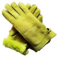 China Warmful and comfortable leather S/M/L Fashion Leather Glove / latex glove vinyl glove on sale