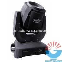 Quality 2R 120W Dj Moving Head Lights , Moving Head Disco Lights For Moving Stage Dj Bar LCD Panel for sale