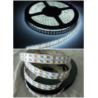 Quality double row led strip super bright 2 line 5050 strip for sale