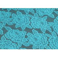 100% Polyester Lace Fabric By The Yard , 150cm Width CY-CT4062