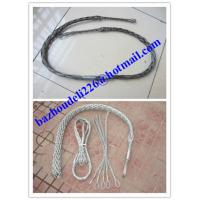 Quality General Duty Pulling Stockings,Cable Pulling Grips,Conductive Stockings for sale
