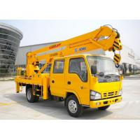 Buy cheap 14.6M Articulated Boom Special Purpose Vehicles Aerial Work Machinery XZJ5050JGK from wholesalers