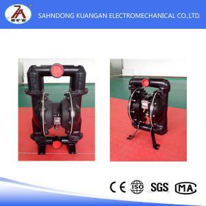 Quality Hot Sale mining pneumatic diaphragm pump for sale