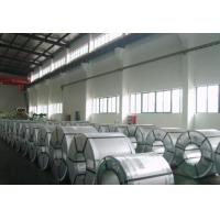 Quality Kitchen Facilities Cold Rolled Stainless Steel Coil , Cold Roll Steel Plate Coil for sale
