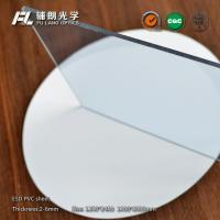 Quality Thickness 14mm Clean Room Wall Panels Clear Plexiglass Sheets Cut To Size Long Lifespan for sale