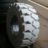 Quality Professional 18X7 8 Forklift Tires Solid Resilient Tyres CE ISO9001 Certification for sale