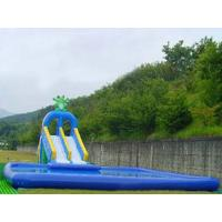 China 2014 Commercial Inflatable Water Park Kids Inflatable Pool with Slide for Outdoor Using on sale