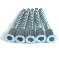 Quality Special Head Hex Socket Bugle Head Confirmat Screws Furniture Screw ISO 7046.1 for sale