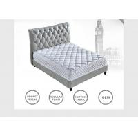 China King Queen Size Spring Hotel Bed Mattress Comfortable With Memory Foam High Standard on sale