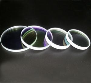 China Customized MgF2 Crystal Optical Glasses IR Optics on sale