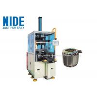 Quality Auto Flip Structure Coil Forming Machine Automatic For Generator And Pump Motor for sale