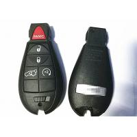 Quality Jeep Grand Cherokee 2011-2013 4+1 Button FOBIK FCC ID IYZ-C01C Jeep Remote for sale