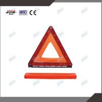 Quality Reflective car safety roadway traffic warning triangle reflector for sale