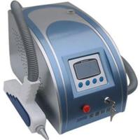 Quality 6 in 1 portable Nd Yag Mini laser tattoo removal machine with CE for sale