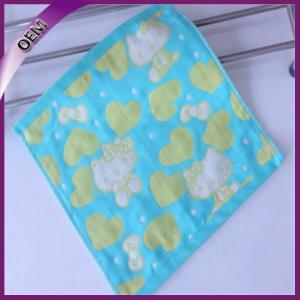 Quality Baby Handkerchief cotton Squares Gauze Cloth Handkerchief,hello kity for sale