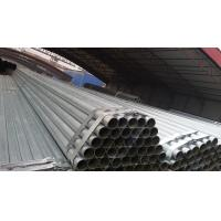 Quality Scaffolding Steel Pipe with hot galvanizing treatment for sale