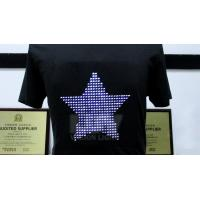 Quality light up  DJ T shirt with app control for all kinds party/concert/events/club for sale