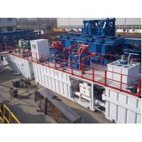 Quality HDD solids Control Drilling waste management,pitless system case for oil gas for sale