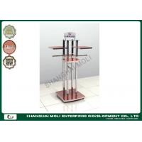 Quality Durable metal tube department store , retail clothes rack multi clothes hanger display for sale