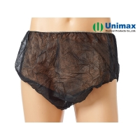 Quality Disposable Non-Woven Comfortable Briefs for Lady SPA Sauna for sale