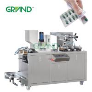 China Auto Alu - Plastic Small Pharma Blister Packaging Machine , Pharmaceutical Blister Packaging on sale
