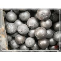 Quality Cr 12 High Chrome Cast Iron Balls Casting Balls Ball Mill Grinding Media for sale