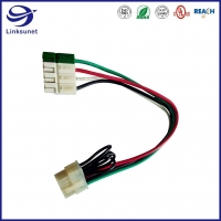 Quality Industrial Wire Harness with 5557 4.2mm 2 Rows Crimp Connector for sale