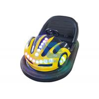 China Amusement Park Electric Bumper Cars , Battery Operated Bumper Cars For Kids on sale