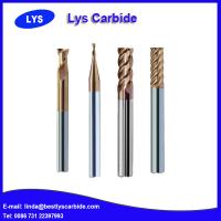 Quality High quality end mill tungsten solid carbide metric end mill sizes for sale