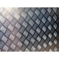 Quality 6061 T6 Grade Aluminum Sheet Metal 4 X 8 Diamond Plate 2000-3000mm Length for sale