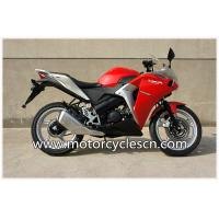 Quality Water-Cooled Red Drag Motorcycles Road Racing , Honda CBR150 Sports Car for sale