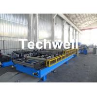 Quality Custom High Speed Double Layer Forming Machine For Roof And Wall Panel for sale